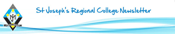 click header to go to St Joseph's Regional College Website