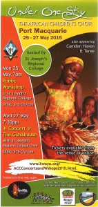 Africian chior updated flyer